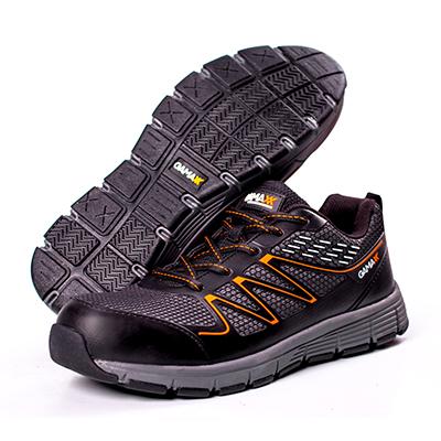 zapato deportivo antiperforante