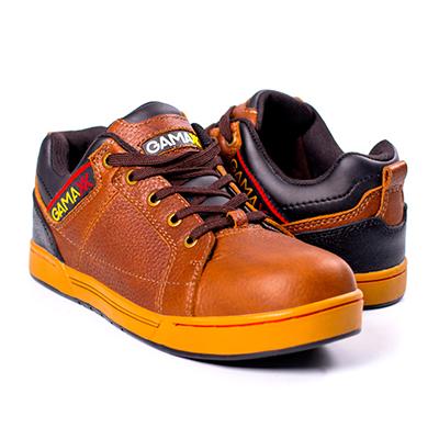 Zapato de seguridad con puntera de protección